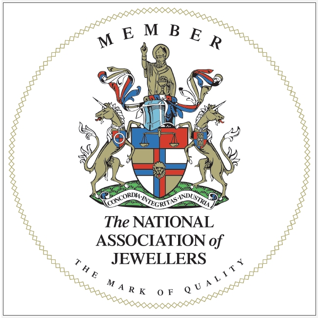 Apsara is a member of The National Association of Jewellers