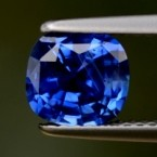 Untreated Blue Sapphires