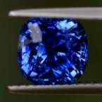Heated Blue Sapphires