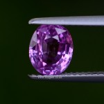 Heated Pink Sapphire #1015657