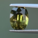 Untreated Green Sapphire #1066601