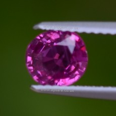 Untreated Pink Sapphire #1096833