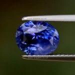 Untreated Blue Sapphire #1116907