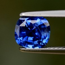 Untreated Blue Sapphire #1187052